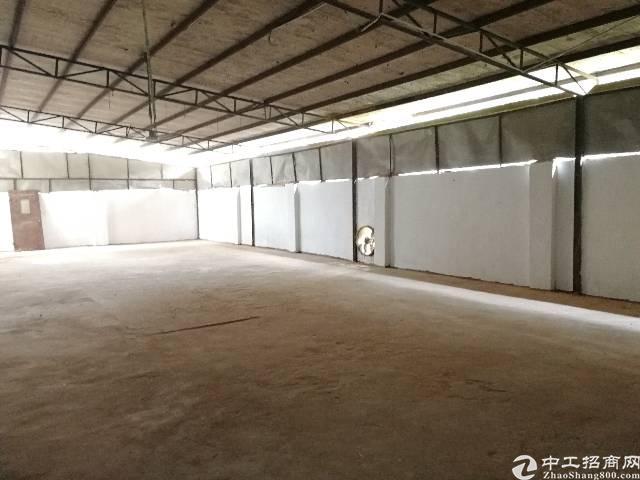 惠州惠阳秋长新出独门独院钢构厂房,行业限制小