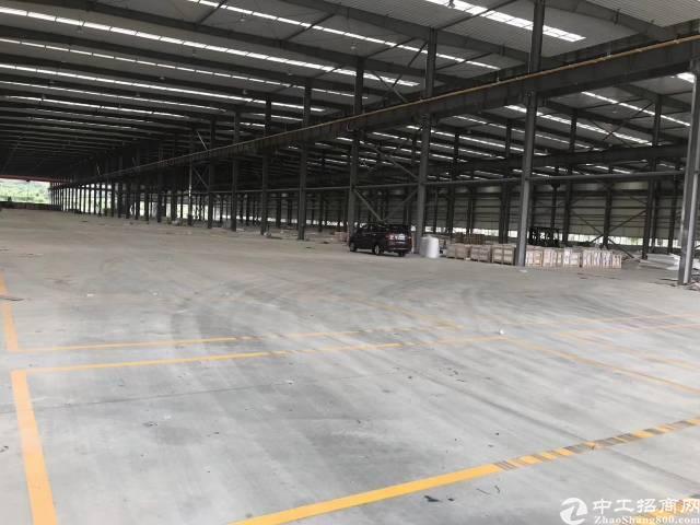 洪梅全新单一层厂房出租10000平方租16元-图3