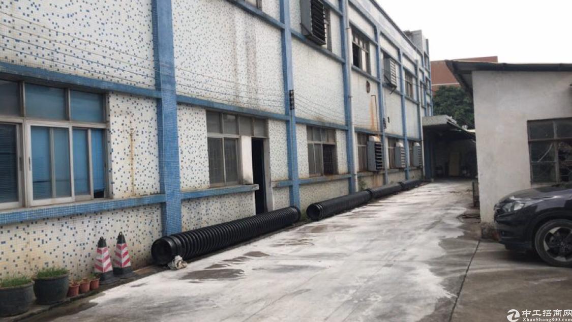 公明马山头工业区经典小独院2850平米招租