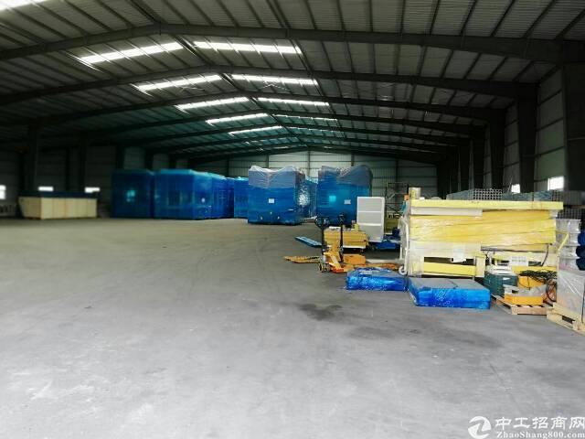 松岗燕川燕山大道有钢结构厂房4000平出租