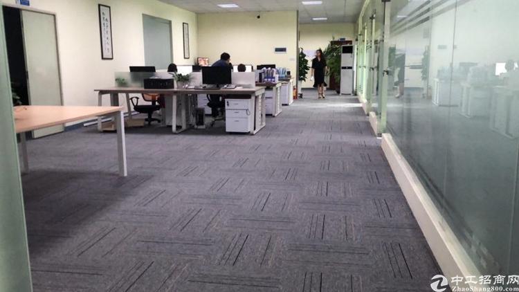 龙华大浪商业中心高新产业园新出800平带豪华装修