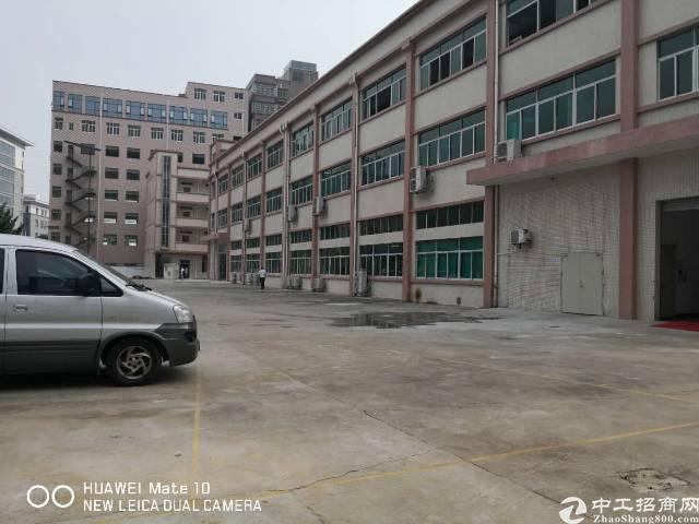 东莞市松山湖附近7300平标准厂房独院价格便宜出售
