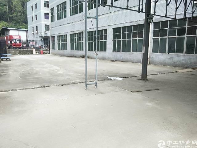 一楼厂房有卸货平台
