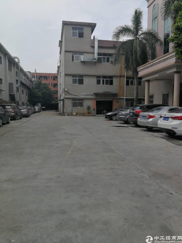 凤岗镇雁田新出带办公室标准厂房680平