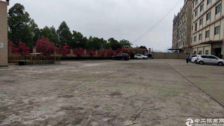 观澜新出小面积原房东标准厂房,260平实用220平梅观高速旁