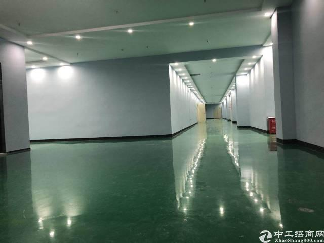 坪山深汕路边新出楼上1500平带装修招租