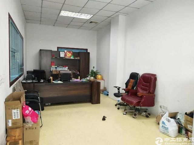 福永  凤凰5楼厂房出租800平方