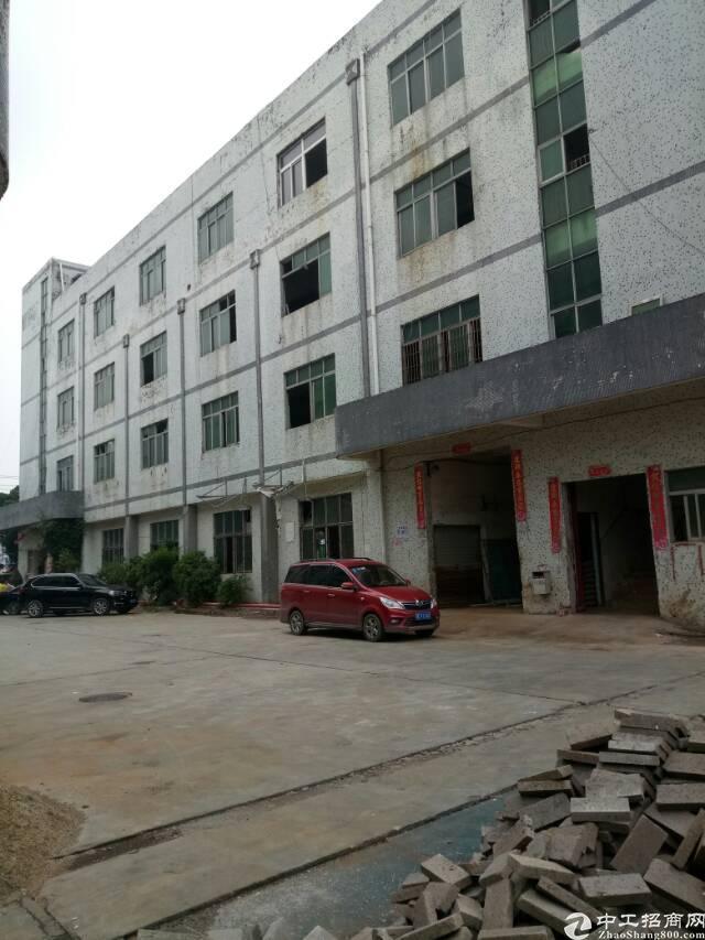 平湖白泥坑海吉星附近5000平方米独门独院厂房招租