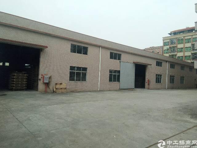 谢岗原房东砖墙钢构厂房
