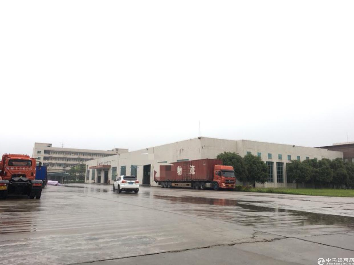 清溪新出原房东红本九米高单一层独门独院厂房共约20000平