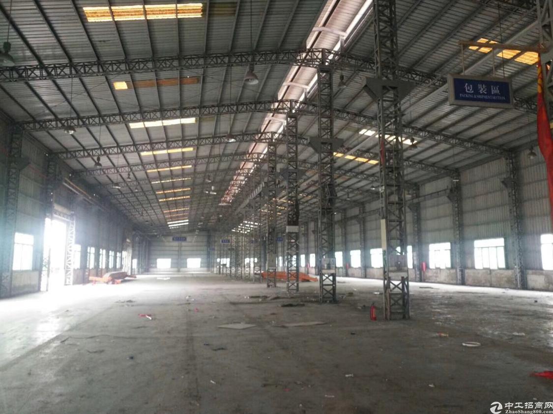 沙井西环路沙三新出单一层钢构800平米厂房出租