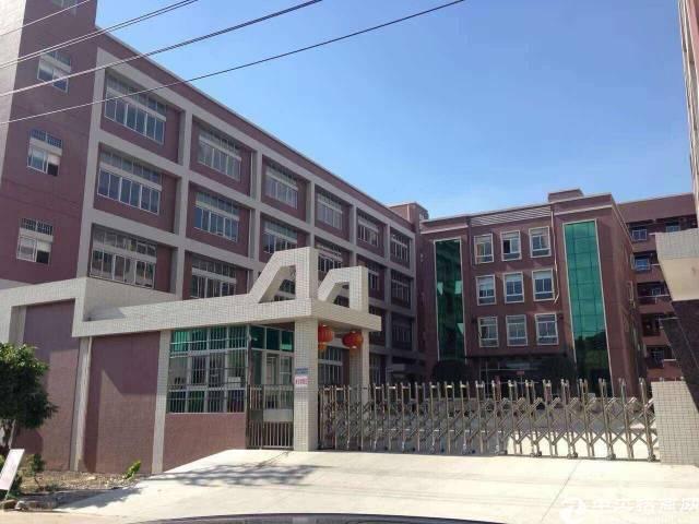 东坑镇5000平方标准独院厂房招租,可整租可分租