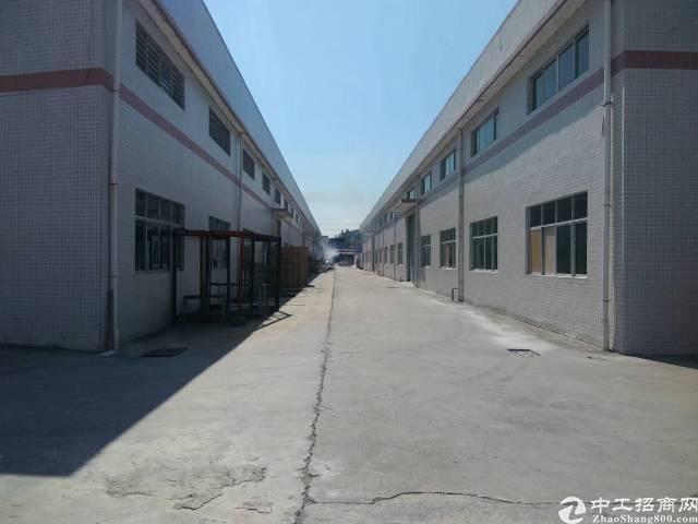 博罗县新出独院钢构厂房25000方-图3
