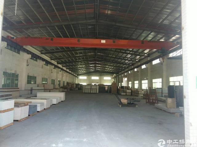 博罗县新出独院钢构厂房25000方-图2