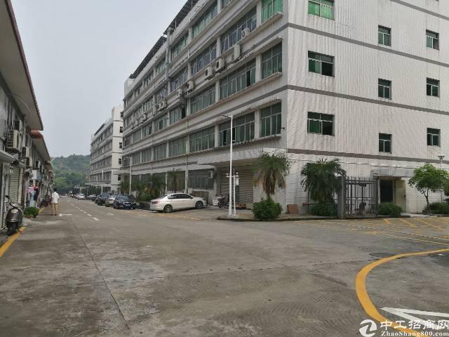 西乡九围村委附近标准一楼厂房1100平米招租