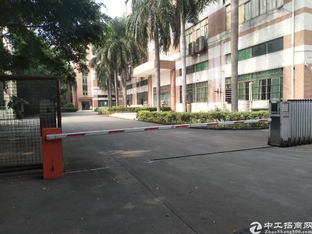 福永塘尾大型工业区一楼650平米带行吊