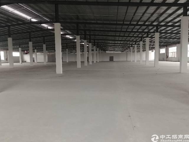 12米带牛角标准厂房