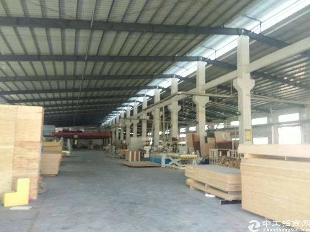 博罗县新出独院钢构厂房25000方-图5