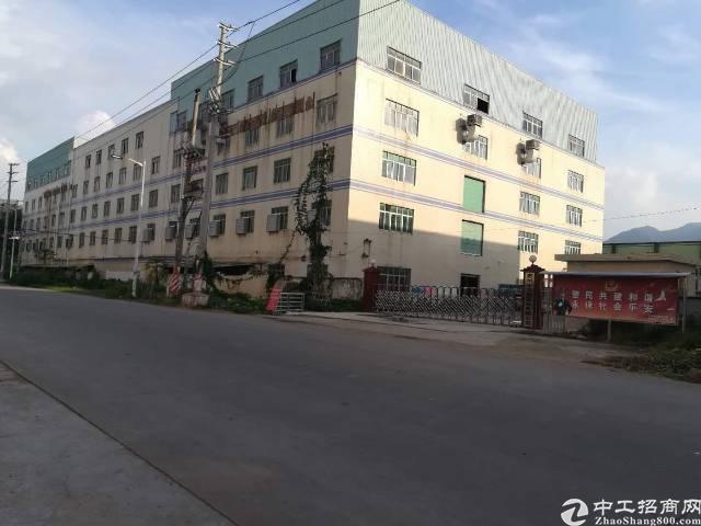 出售东莞长安证件齐全占地5万平米厂房
