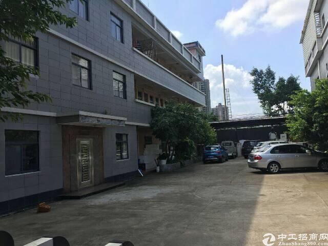 出售东莞小面积独门独院厂房。适合自用投资