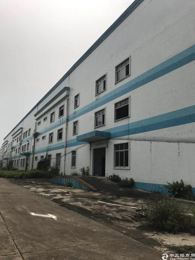 谢岗镇占地 5000 ㎡建筑 2870 ㎡村委合同厂房出售