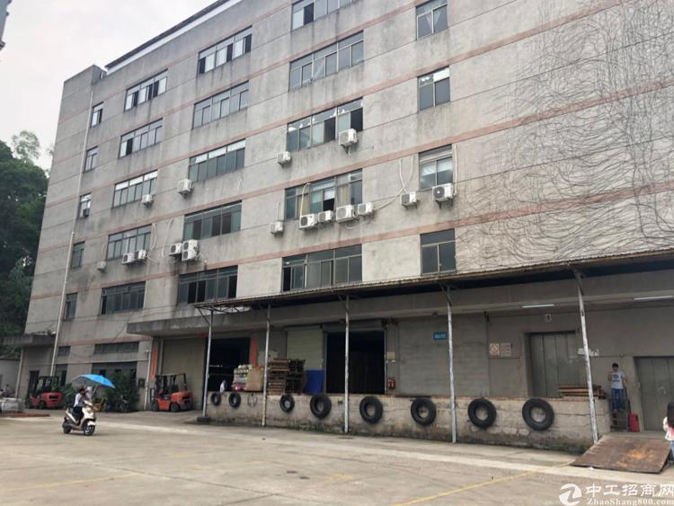 石岩北环路新出楼上3200平厂房招租-图2