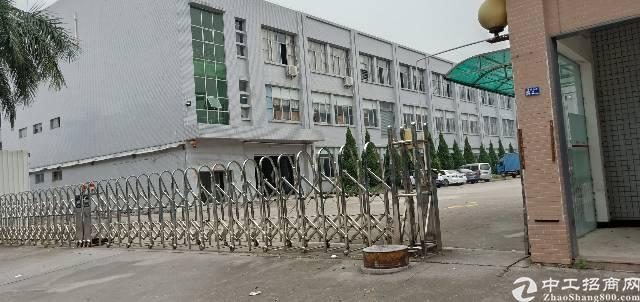 一楼的标准厂房,工业用地