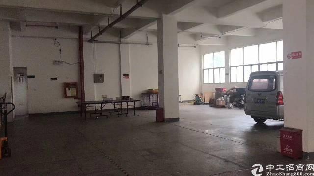 龙华布龙路新出一楼标准厂房860平,价格优惠面积实在