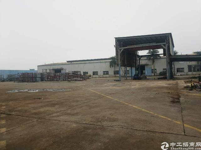 福永 新和钢构厂房出租20000平方