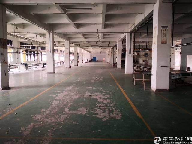 洪梅独院厂房: 标准楼房1-3层5300平米,宿舍1300平