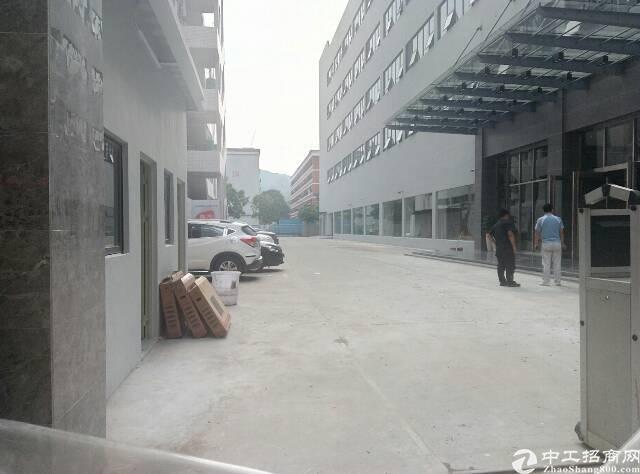 西乡臣田办公场地25-2000平带装修出租,层高6米