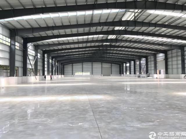 洪梅镇10块单一层仓库出租-图2
