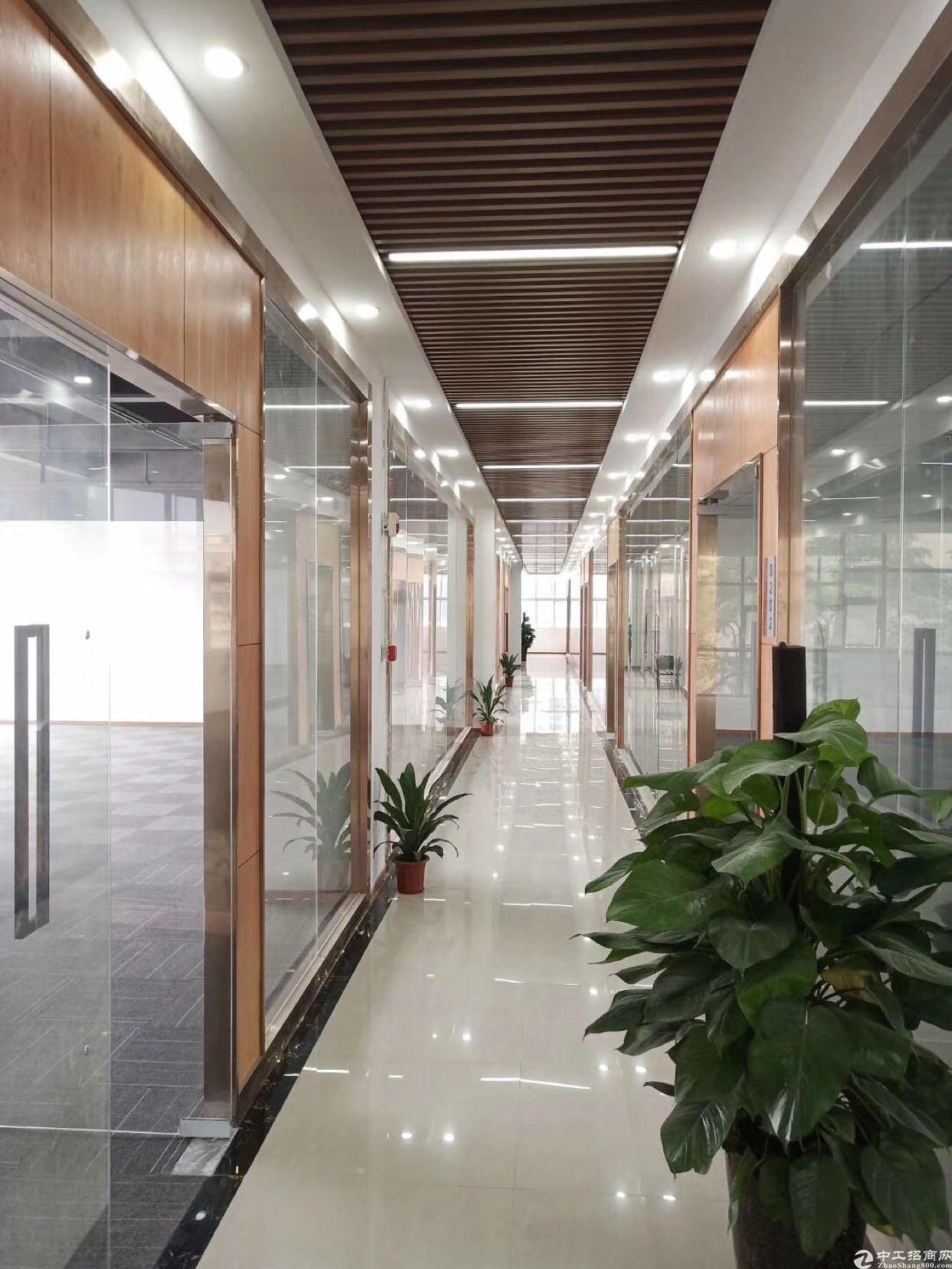 龙华清湖地铁口附近新出定制装修电商产业园大小分组