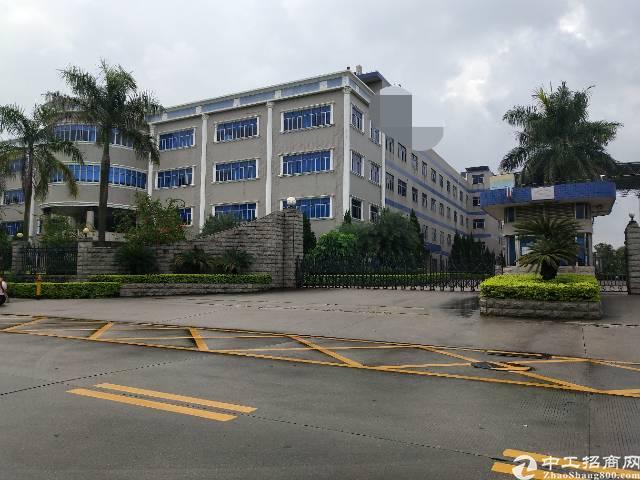 宝安光明招商局附近原房东红本厂房92000平方招租