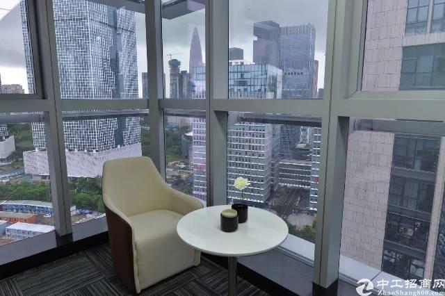 南山科技园5A甲级写字楼全新豪装250起租