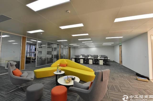 南山科技园豪装5A甲级写字楼微科大厦251起租