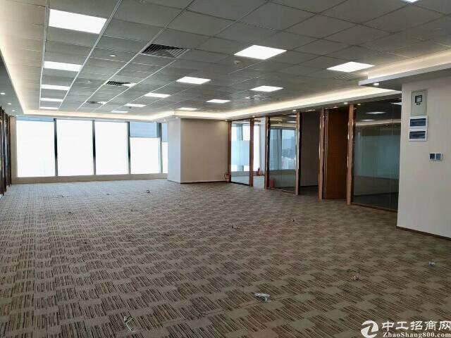 福永大洋田高薪产业园精装写字楼出租656平方图片8