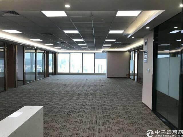 福永大洋田高薪产业园精装写字楼出租656平方图片2