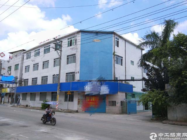 虎门经典独院厂房5200平实际面积出租