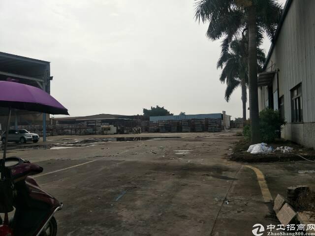 福永新和20000平米钢构厂房出租