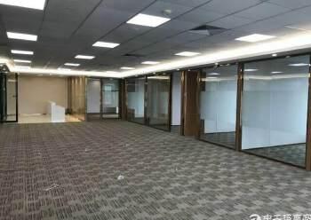 福永大洋田高薪产业园精装写字楼出租656平方图片6