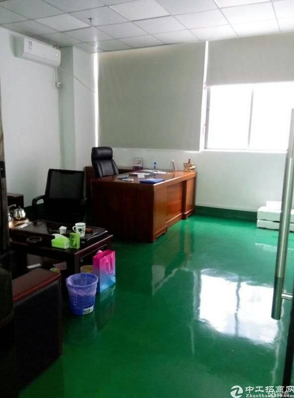 西乡黄田恒昌荣科技园 1600平米出租