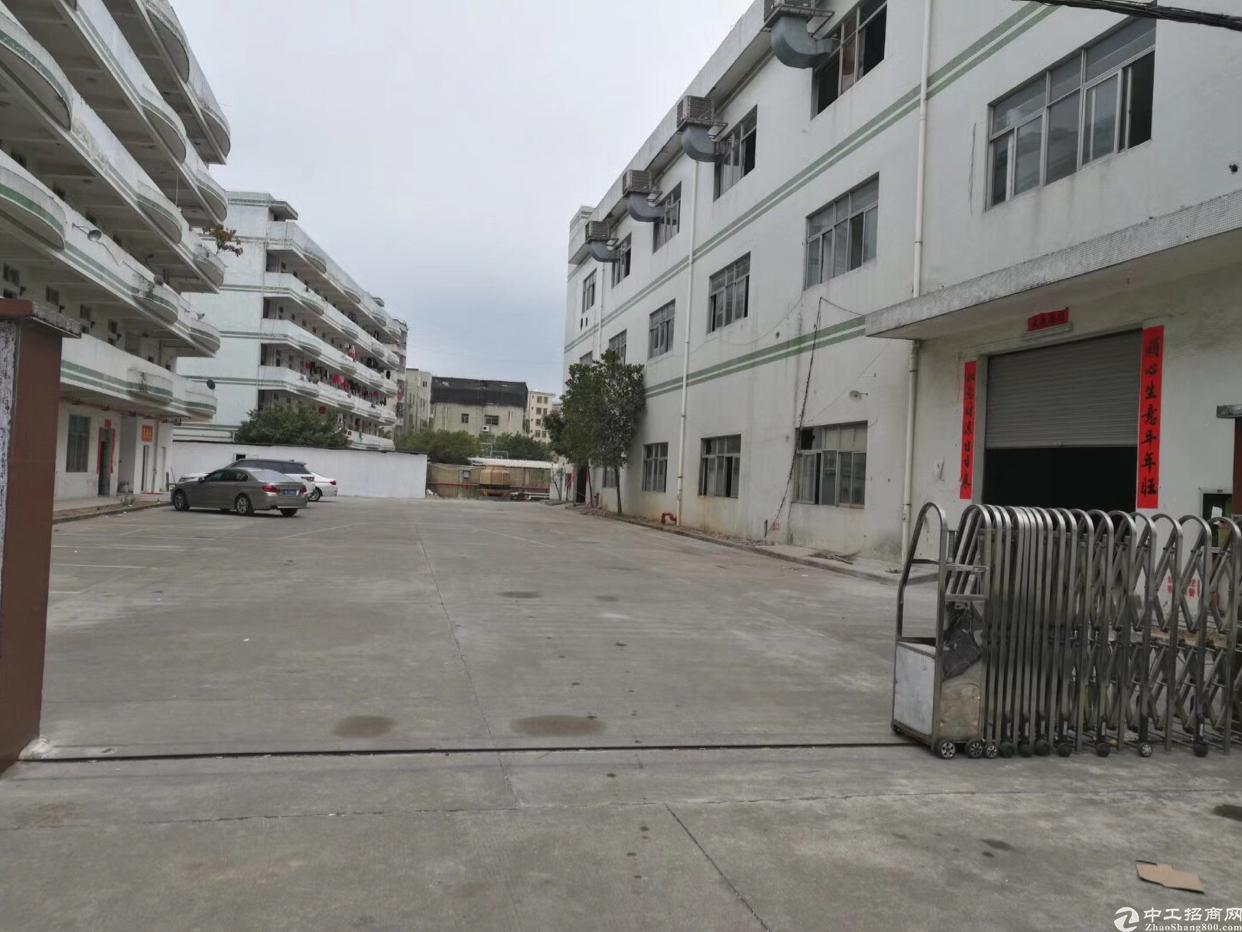 龙岗龙东经典独院 1-3层4500平方,带红本可办环评