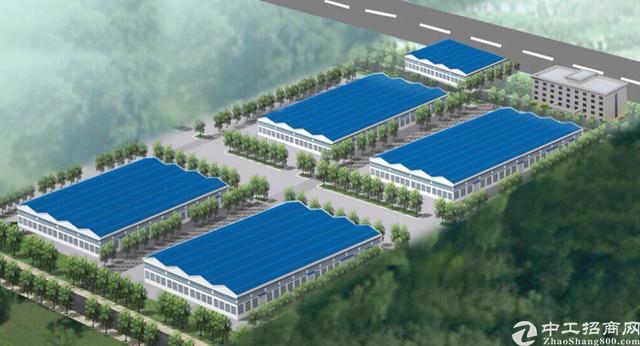 增城120万/亩国土证厂房出售