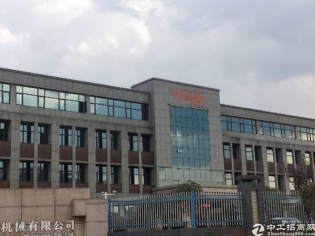 虎门原房东红本独院厂房出租28000平方米、空地超大、电过户