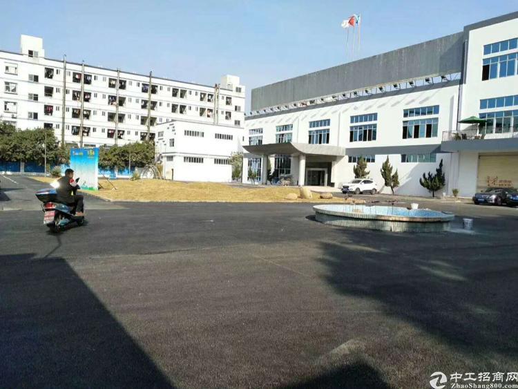福永凤凰山脚下新出高新技术园区厂房