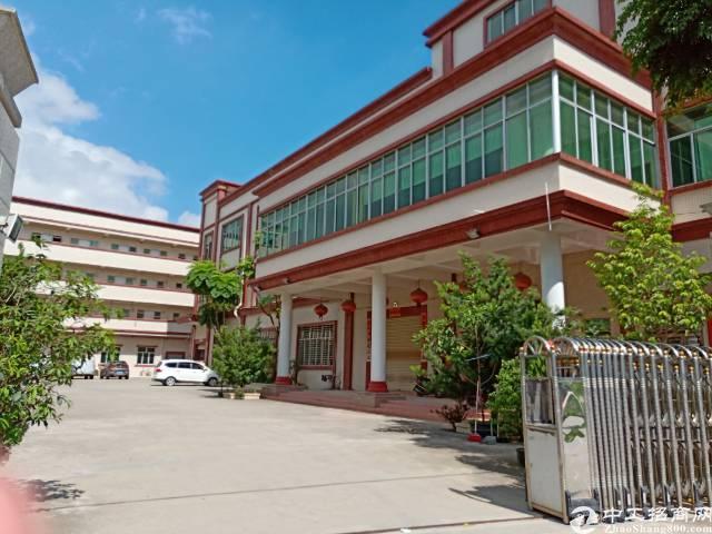 茶山镇卢边村7600平米独院厂房出租