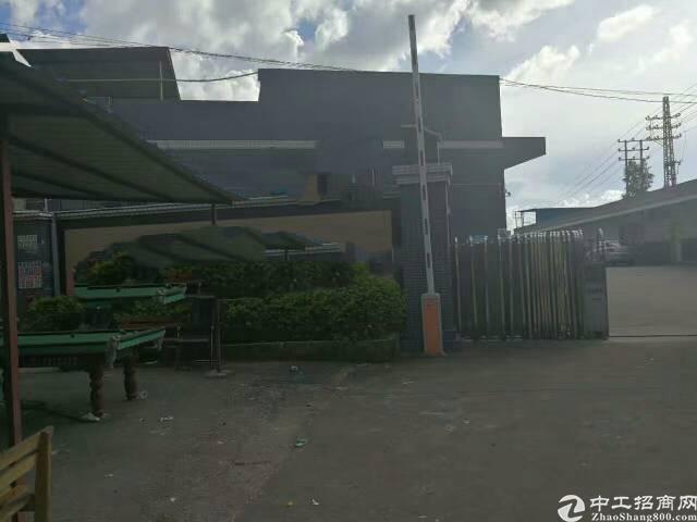 出售龙岗区红本独门独院产业园厂房。适合自用投资