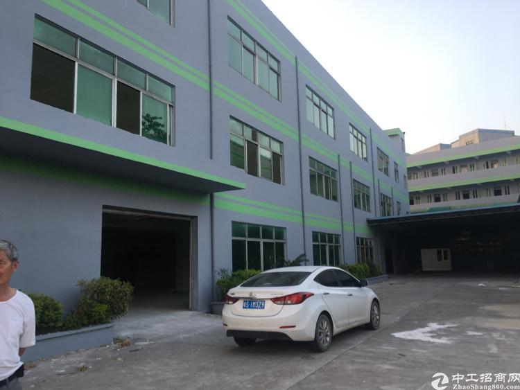 三层独院厂房6200平方米出租