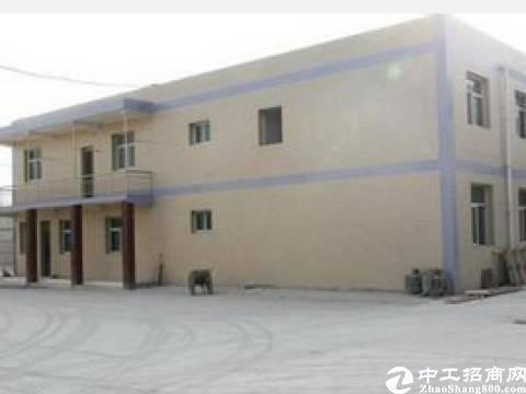 大朗镇高速路口原房东花园式厂房出租,厂房两栋3层12000平